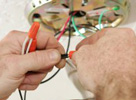 Planned electrical maintenance services.